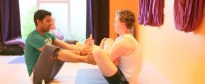 Personal Yoga Class at Yog Gokul Yoga Center