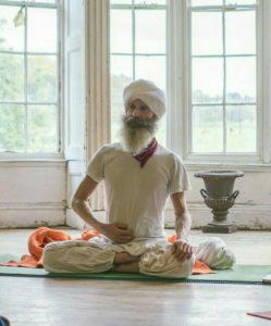 Hatha Yoga and Meditation with Yogi Madschriji