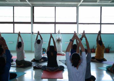 Hatha Yoga Classes in Koramangala Yogi Madschri 2